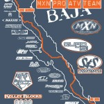 Team MotoXNutrition Baja 500 Report