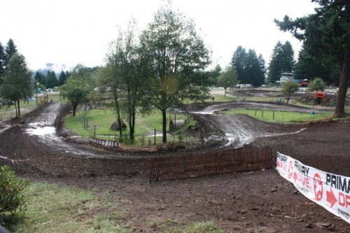 Washougal will likely be covered in snow and mud for the event.