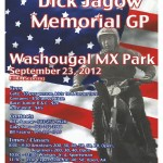 Dick Jagow Memorial GP Sept. 23 at Washougal