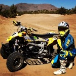 Can-Am DS450 Build from Troy Barker (2)