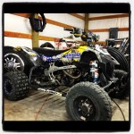 Can-Am DS450 Build from Troy Barker