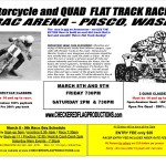 Special Race in Pasco for Open Amateur and Pro Motorcycles and Quads!