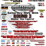 "Dirt Series Round 3 @ Milestone MX Saturday May 18th ""Under the Lights"""