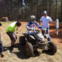 GNCC Round 4 Slightly Bent Race Report