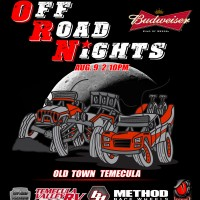 Dirt Series @ Off Road Nights of Temecula