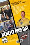 Josh Frederick benefit ride day June 8th!